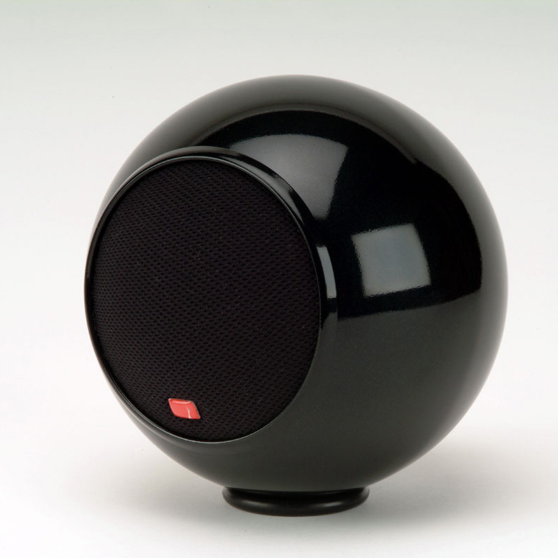 A Diva Spherical Speaker From Anthony Gallo Hifi