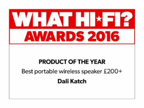 WHF Product of the year 2016 !