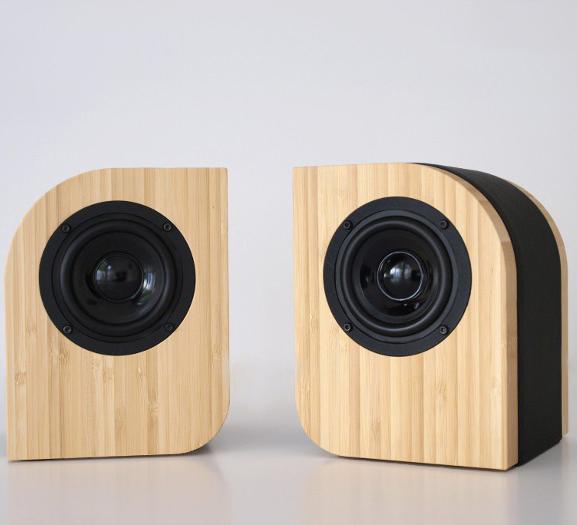 Serene Audio Pebble natural/black