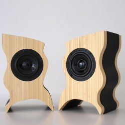 Serene Audio Talisman natural/black
