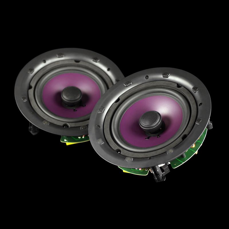 Kinetik KISP E200-LP ceiling speakers