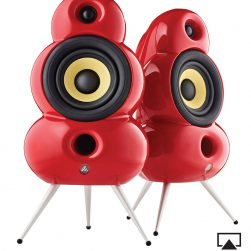 SmallPod Air in Red