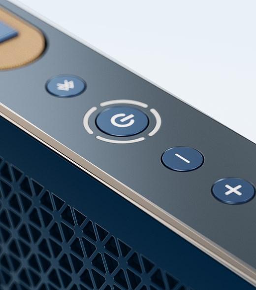 Button Detail